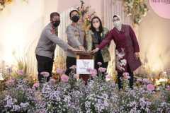 Bhayangkari Jatim luncurkan aplikasi balanjha.com untuk dongkrak UMKM